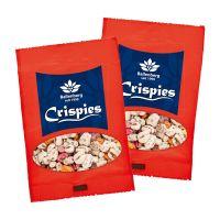 Crispies Puffreis-Mischung im Werbebeutel mit Logodruck Bild 1