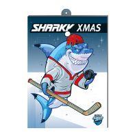 Eishockey Schoko-Adventskalender mit Logodruck Bild 2