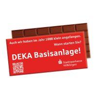 Express Premium Schokolade von Lindt & Sprüngli in Werbekartonage Bild 1
