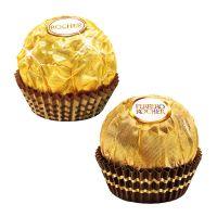 Ferrero Rocher Stern-Geschenkbox mit Werbedruck Bild 2