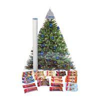 Großer Dreieck-Adventskalender individuell bedruckbar Bild 2