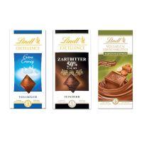 Grußkarte mit Schokoladentafel Excellence mit Werbedruck Bild 4