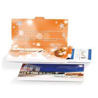 Grußkarte mit Schokoladentafel Excellence mit Werbedruck Bild 5