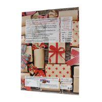 Gutschein-Adventskalender mit Milka-Täfelchen und 2 Gutscheinen Bild 2