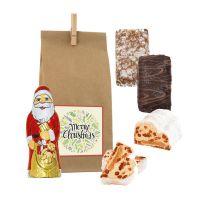 Happy Christmas Bag mit Werbeanbringung Bild 1