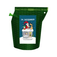 Kaffee Adventskalender Standard mit 24 Adventscomics Bild 2