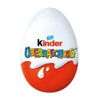 Kinder-Überraschung in Werbekartonage mit Logodruck Bild 3