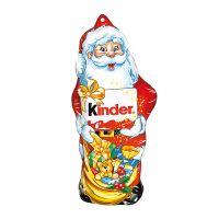 Kinder Weihnachtsmann in Werbekartonage Bild 2