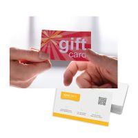 Mailing Lindt-Schokotäfelchen mit Kartenhalterung und mit Werbedruck Bild 2