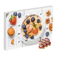 Mini Adventskalender Schoko-Weihnachtswichteln mit Werbedruck Bild 1