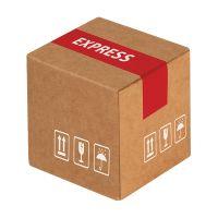 Mini-Cargo Schoko-Schneemänner mit Werbeanbringung Bild 2