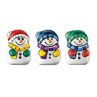 Mini-Cargo Schoko-Schneemänner mit Werbeanbringung Bild 3