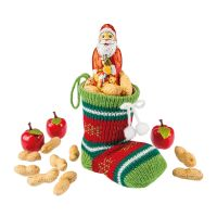 Nikolausstiefel Nuts neutral Bild 1