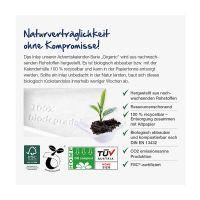 Organic Lindt Stern Adventskalender mit Werbedruck Bild 4