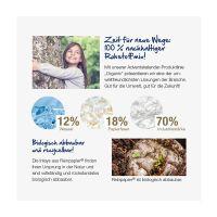 Organic Lindt Stern Adventskalender mit Werbedruck Bild 5