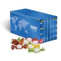 Oster Container Lindt Macarons mit Werbedruck Bild 1