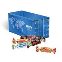Oster Container Miniatures Mix mit Werbedruck Bild 1