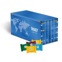 Oster Container Ritter SPORT mit Logodruck Bild 1