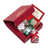 Präsent 346 g Weihnachtlicher Gruss von HACHEZ Bild 1