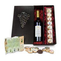Präsent Chocolate for Wine Bild 2