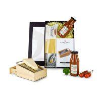 Präsent Die Parmesanreibe Bild 1