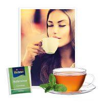 Premium Tee im Werbebriefchen mit Logodruck Bild 5