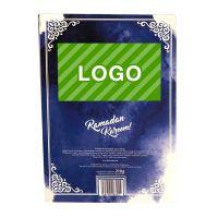 Ramadan Dattel-Schokokalender mit Logodruck Bild 2