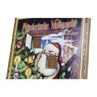 Schokoladen Krimi-Adventskalender individuell bedruckt Bild 2
