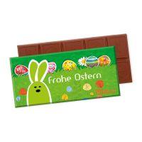 Schokoladentafel Excellence von Lindt mit Werbekartonage mit Logodruck Bild 5