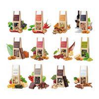 Snacks in der Mini Faltschachtel mit Logodruck Bild 2
