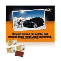 Tisch Adventskalender Select Edition mit Werbedruck Bild 4