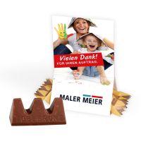 Toblerone Mini im Werbeaufsteller und Logodruck Bild 3