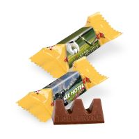Toblerone Mini mit Werbeschuber und Logodruck Bild 2