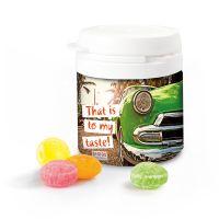Top Can Midi Mini Bonbons mit Logodruck Bild 1