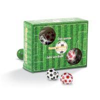 Torwand-Box mit Kaugummi und Logodruck Bild 1
