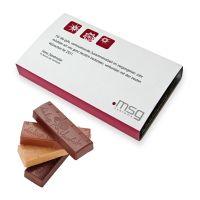 Trinkschokolade von zotter mit Logodruck Bild 2