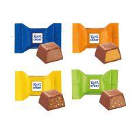 Vier Türchen Karton-Osterkalender mit Ritter SPORT und Werbedruck Bild 2