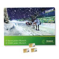 Wandadventskalender Select Edition mit Werbedruck Bild 3