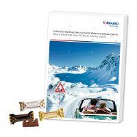 Wandadventskalender Toblerone bunte Mischung mit Werbedruck Bild 2