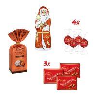 Weihnachtspräsent im Jutesack No 3 mit Werbeanbringung Bild 2