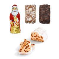 Weihnachtssack-Mix mit Werbeanhänger Bild 2