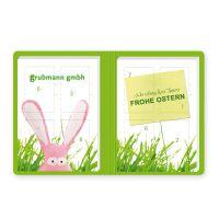 Werbe Osterkalender in Buchform Bild 3