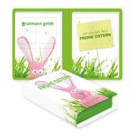 Werbe Osterkalender in Buchform Bild 1
