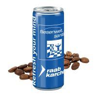Werbegetränk Latte Macchiato mit Logodruck Bild 2