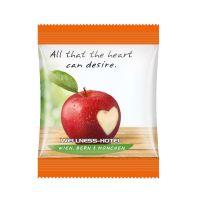 Werbetüte Apfel Cubes Minitüte mit Logodruck Bild 2