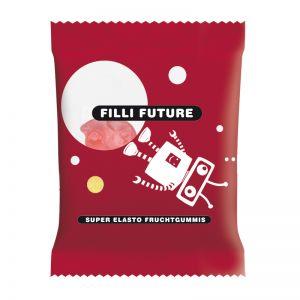 10 g HARIBO Mini-Autos Fruchtgummi im Werbetütchen mit Logodruck