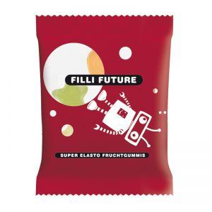 10 g HARIBO Mini-Fruchtmix Fruchtgummi im Werbetütchen mit Logodruck
