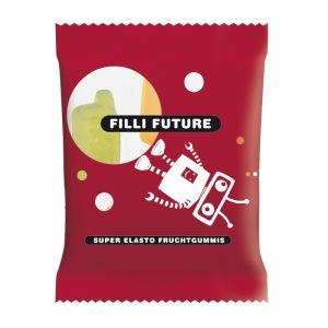 10 g HARIBO Mini-Handys Fruchtgummi im Werbetütchen mit Logodruck