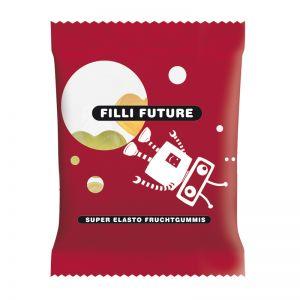 10 g HARIBO Mini-Herzen Fruchtgummi im Werbetütchen mit Logodruck