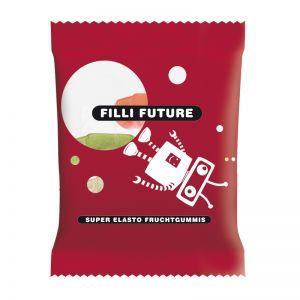 10 g HARIBO Mini-LKWs Fruchtgummi im Werbetütchen mit Logodruck